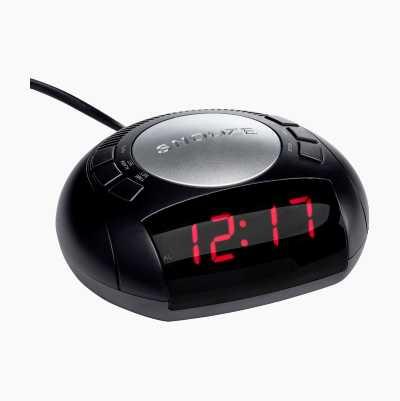 Väckarklocka, digital