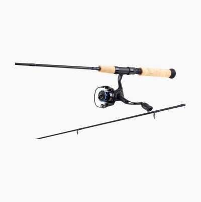 Ultralet fiskesæt
