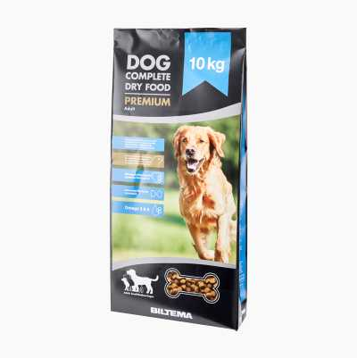Premium Dog Food, 10 kg
