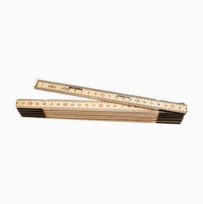 Tommestokk, 240 cm