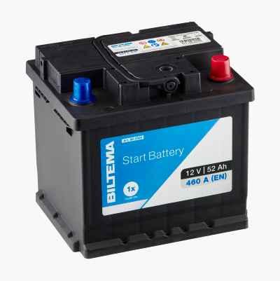 Vedligeholdelsesfrit batteri