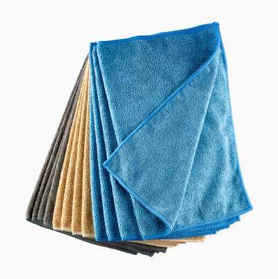 Microfibre Cloths, 12-pack