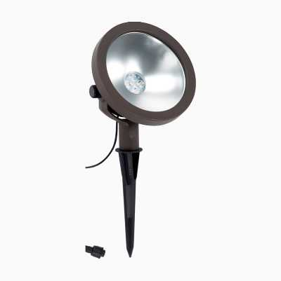 Jordspotlight, LED