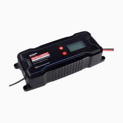 Batterilader 12/24 V, 15 A
