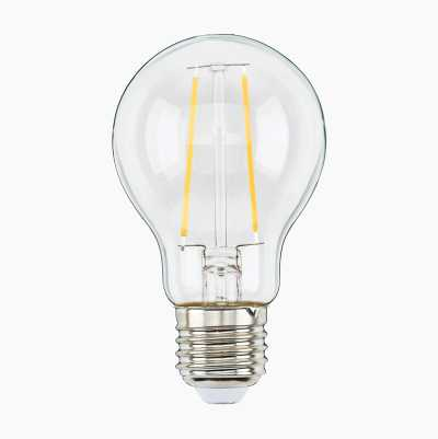 Normal Bulb E27, dimmable, clear