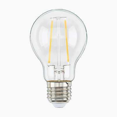 Normaalilamppu E27, kirkas