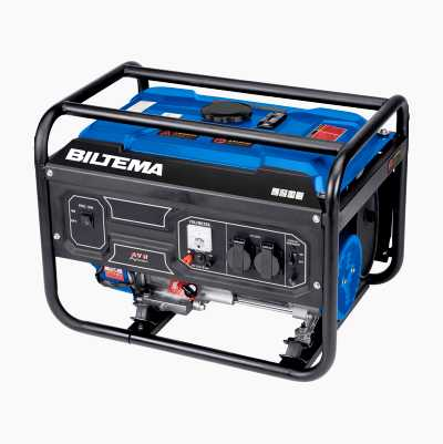 Electric Generator G3000