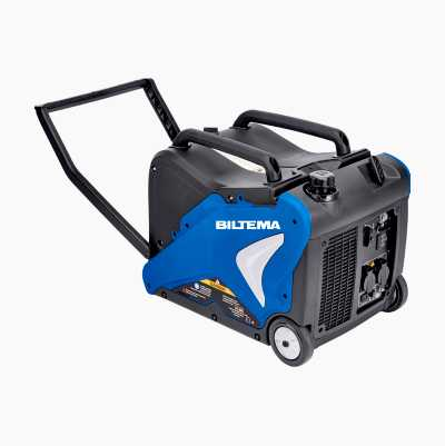 Digital Electric Generator DG 3000is