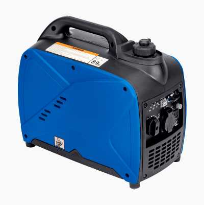 Digital Electric Generator DG 1250is