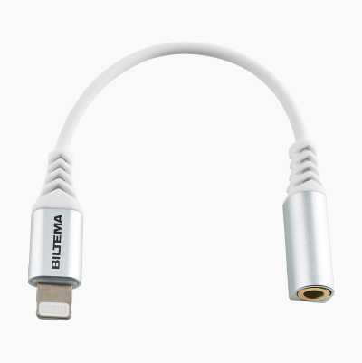Lightning to 3.5 mm Adapter