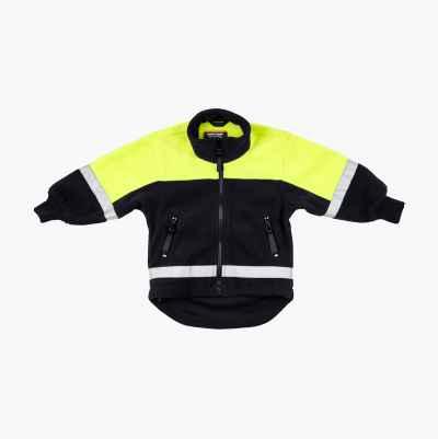 Fleece jacket child HV