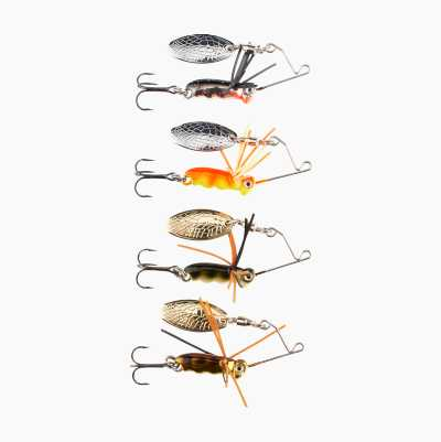 Insect Spinners 4-pack