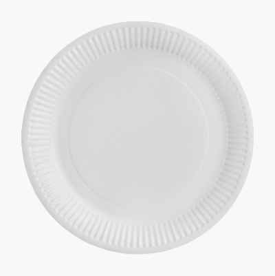 Paper Plates, 50-pack