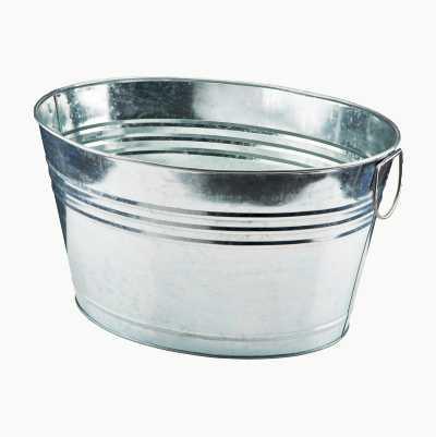 Zinc Tub 27 L