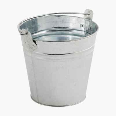 Zinc Bucket