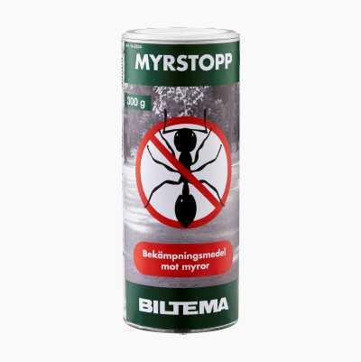 Myrstopp