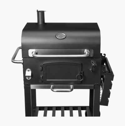 Height-Adjustable Grill