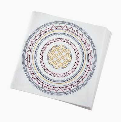 Paper Serviettes, patterned, 20-pack