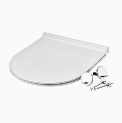 Toilet Seat Slim, soft closing