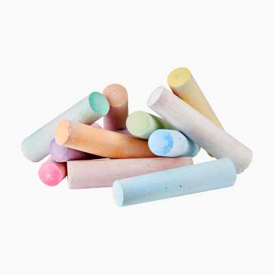 Pavement Chalk, 20 sticks