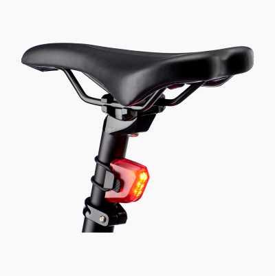 Polkupyörän takalamppu