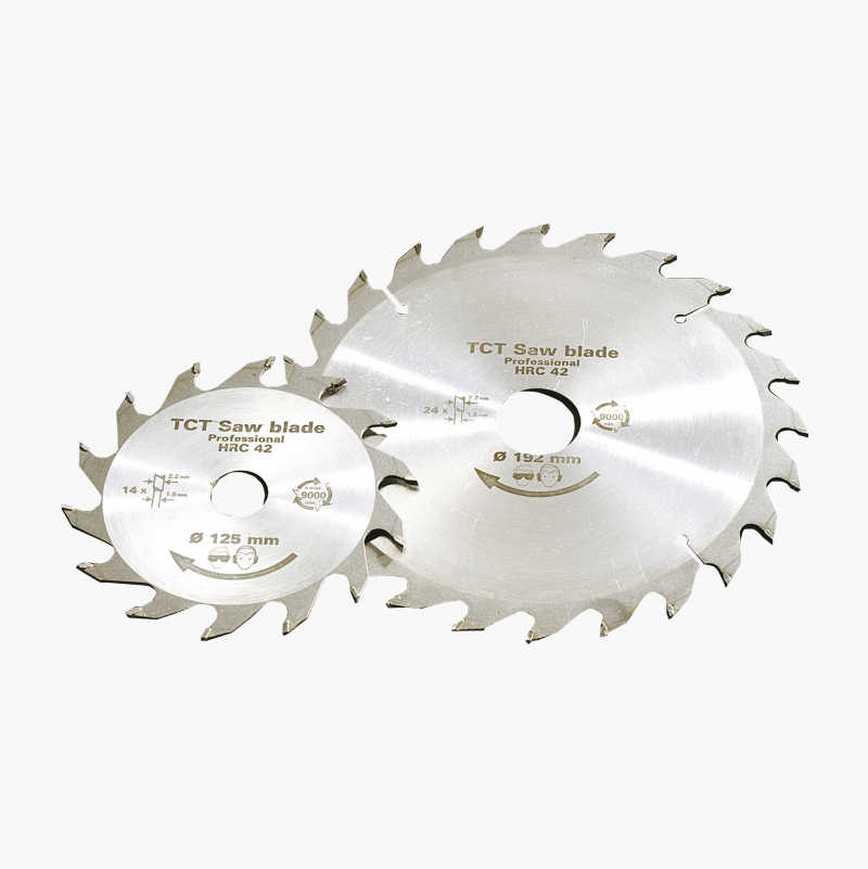Cutting disc for circle saw