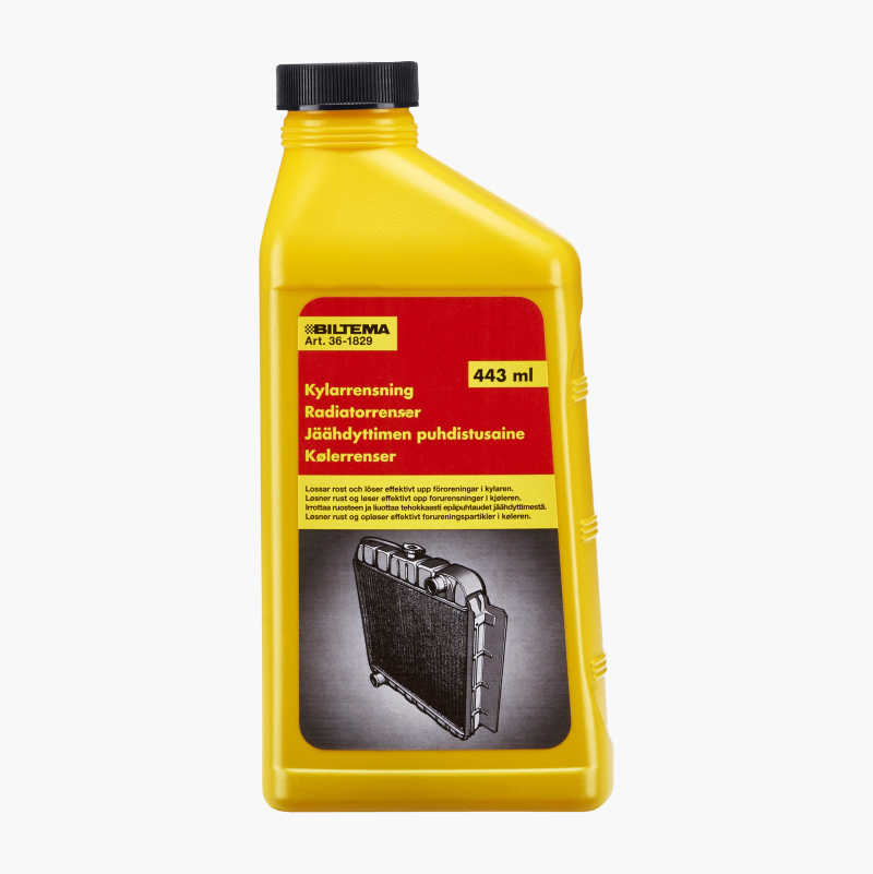 Radiator Cleaner