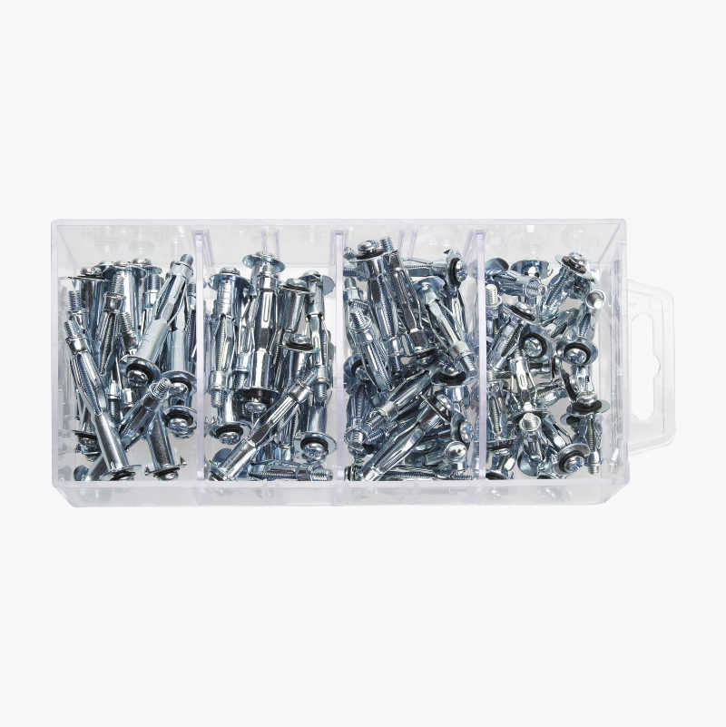 Anchor screws, 70 pcs