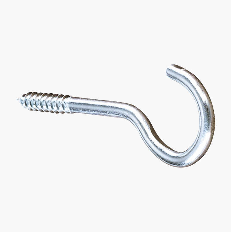 Screw Hooks, 5 pcs.