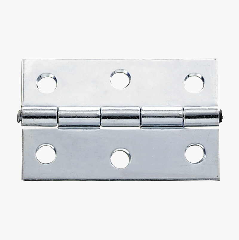 Edge hinge, 2 pcs.