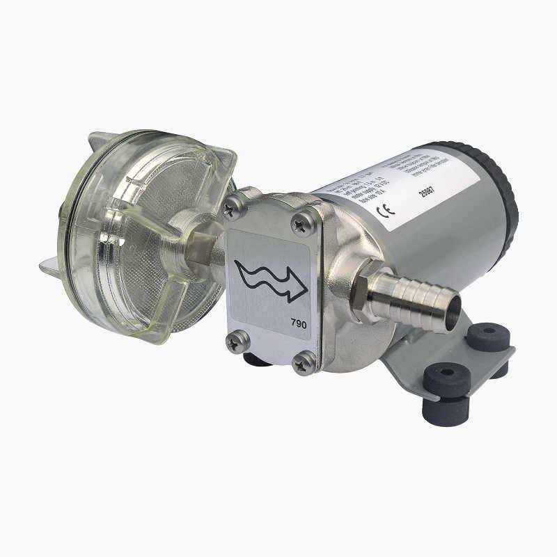 Vesi-/dieselpumppu