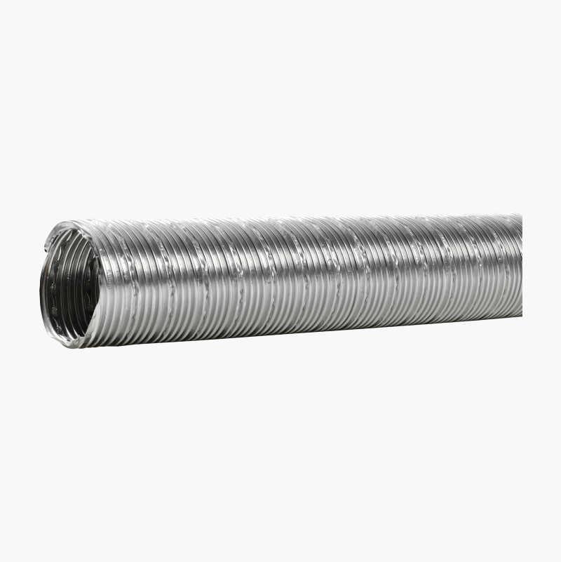 Bøjelig aluminiumslange
