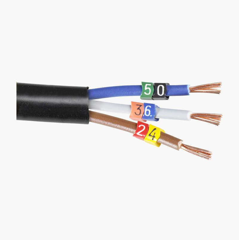 Kabelmærkning