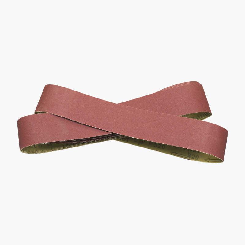 Sander belts, 5 pcs.