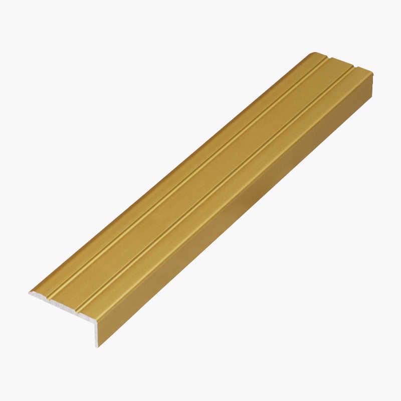 Angled strip