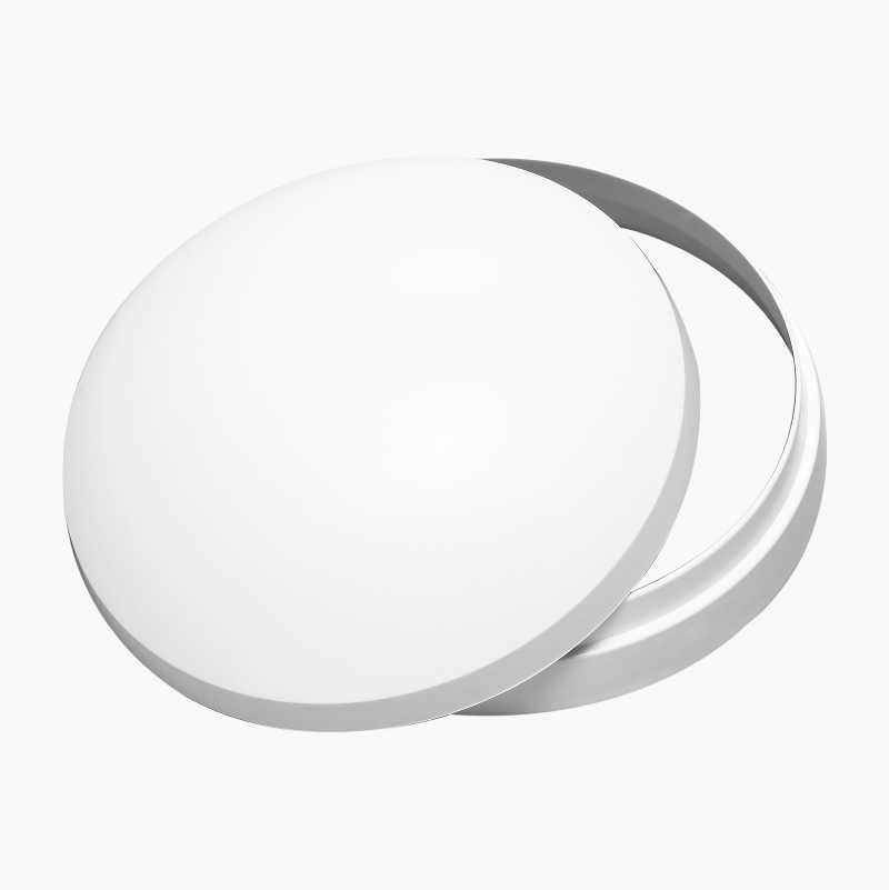 Ceiling Light Cover with Spring