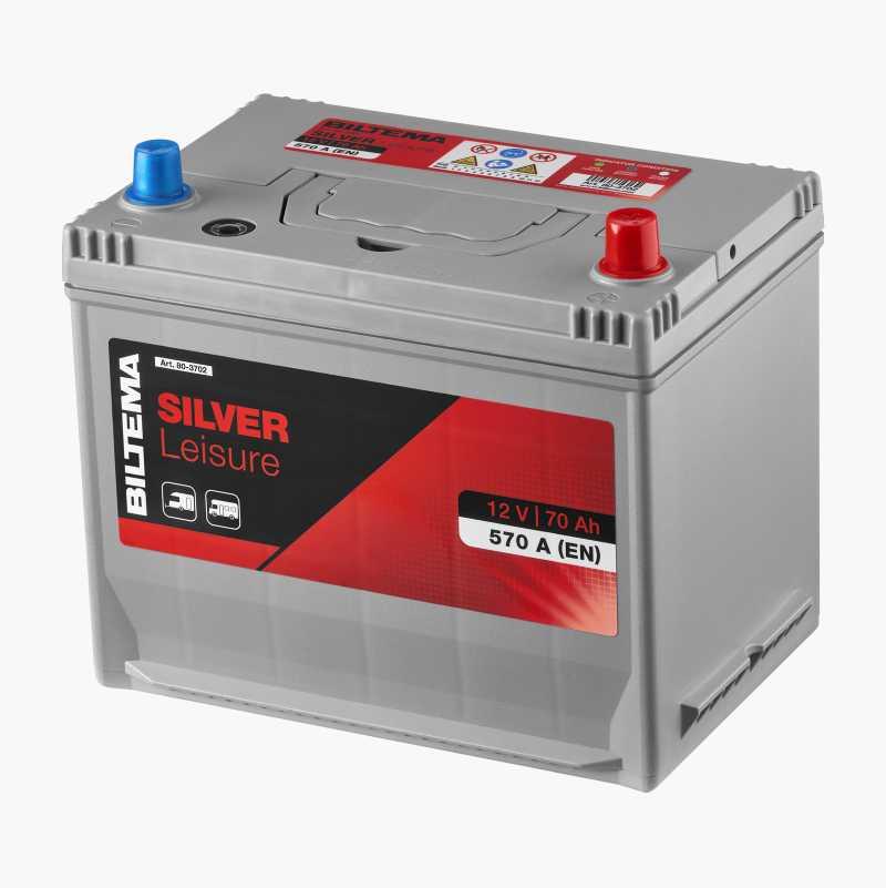 Prima Maintenance-free battery - Biltema.se HD-96