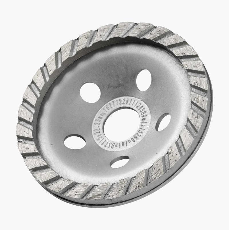 Diamond sanding disc
