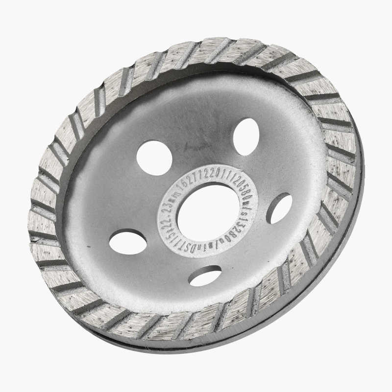 Diamond sanding disc