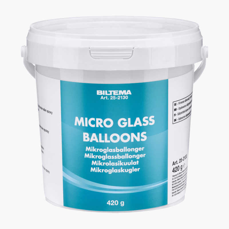Mikroglasballoner