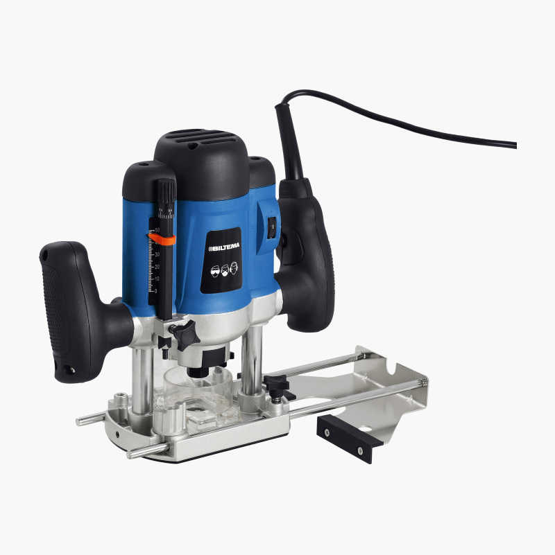 Plunge cutting router 1200 W