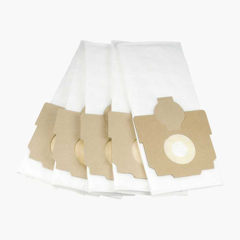 Vacuum Cleaner Bags, 5-pack