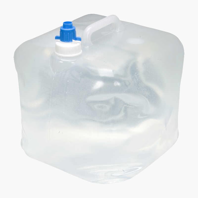 Vattendunk med kran
