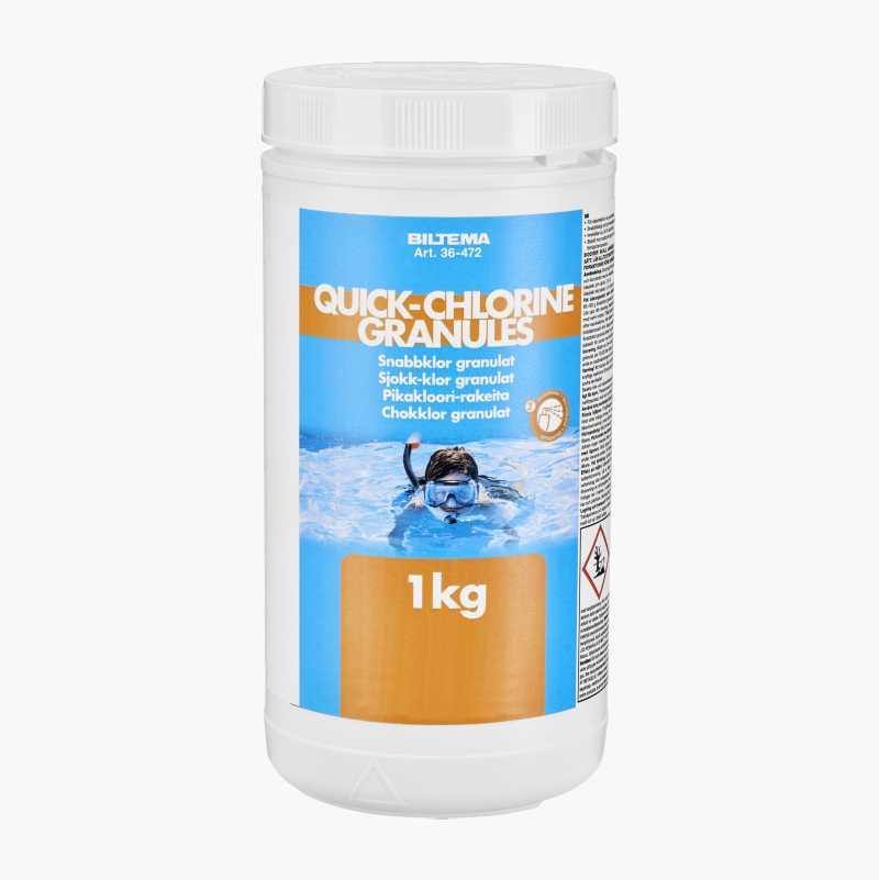 Quick-Chlorine Granules