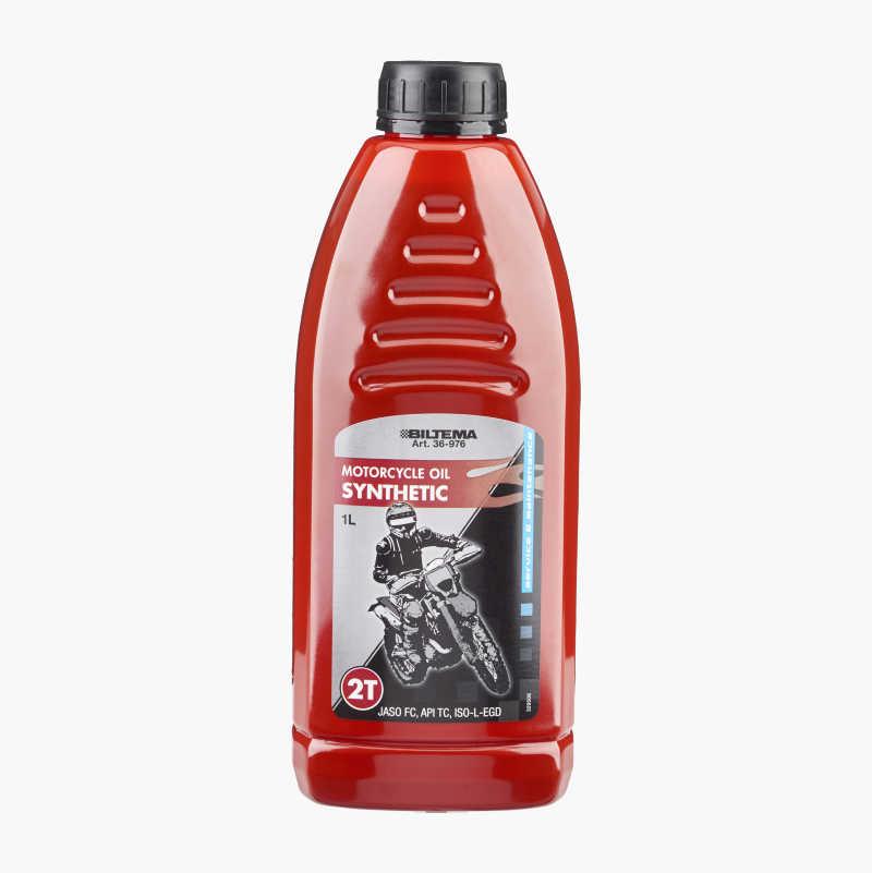 9d79987537f Two-stroke oil, synthetic - Biltema.se