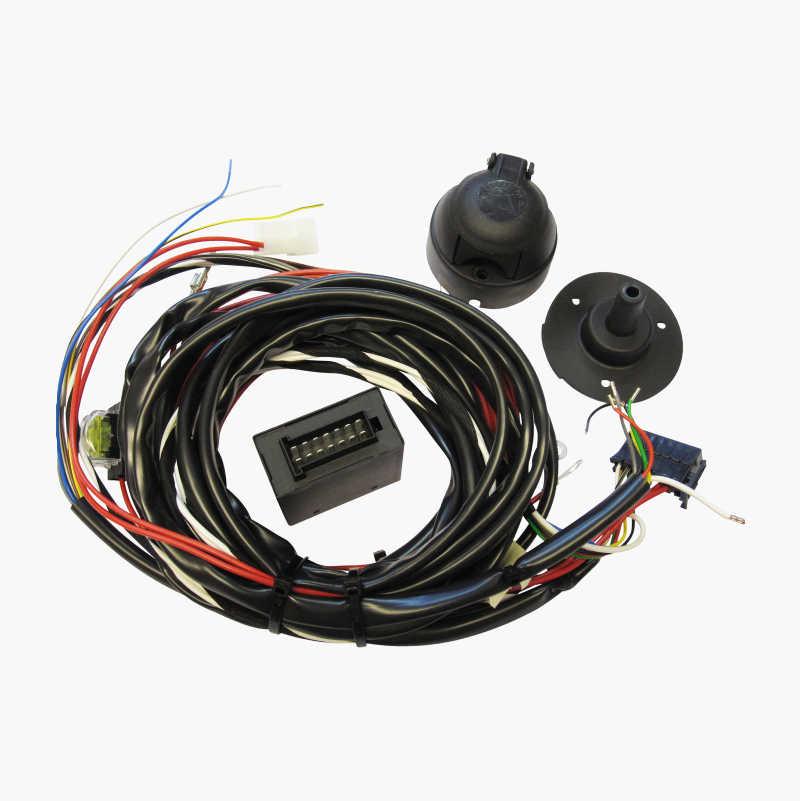 Universal kabelsæt, relæstyret