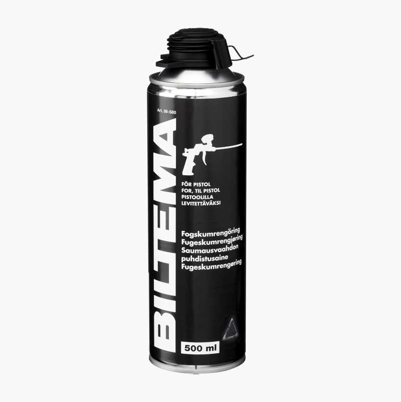Sealing foam cleaner, 500 ml