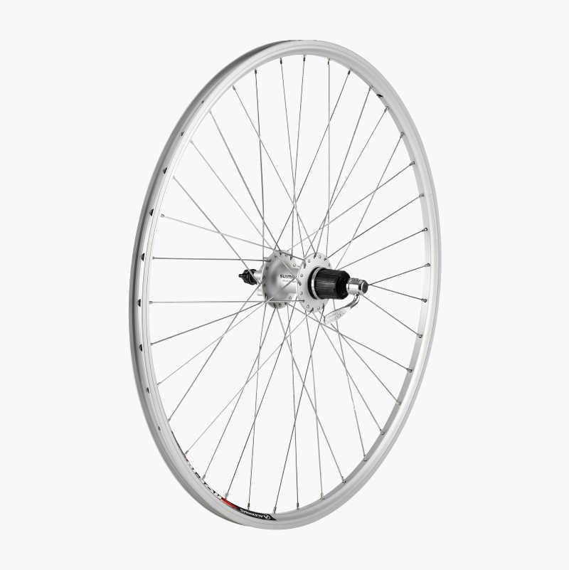 """Rear wheel 26"""" for cassette/disc brake"""