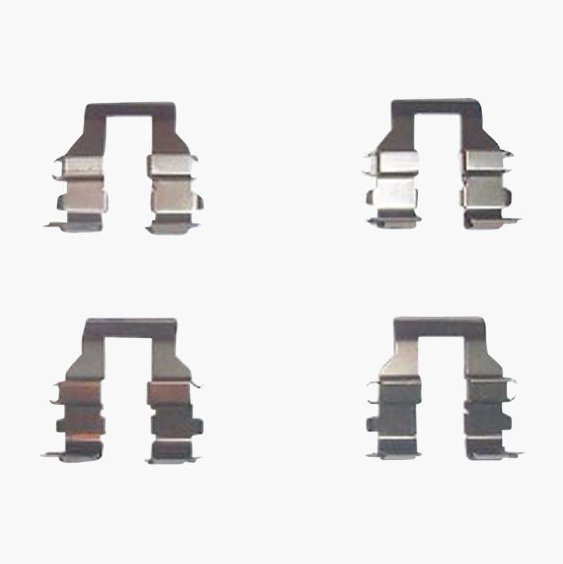 MOUNTING KIT FOR BRAKE PADS