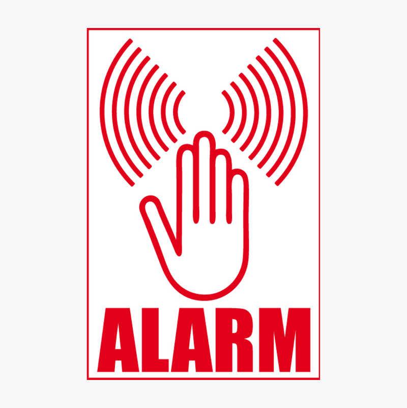 Alarmmerke
